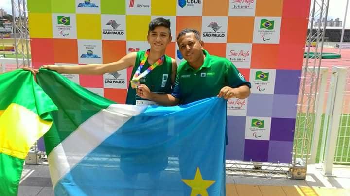 Parabadminton estreia nas Paralimpíadas Escolares e MS tem chance de medalha