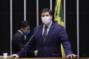 Baleia Rossi lança candidatura à presidência da Câmara