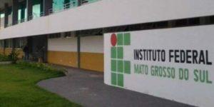 IFMS   cursos gratuitos   vagas