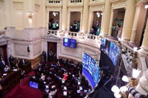 Senado da Argentina aprova aborto legal nesta quarta feira