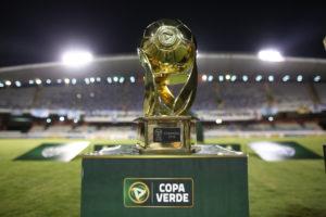 Brasiliense e Remo começam a decidir a Copa Verde