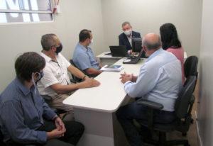 Carreta da Justiça atende mais de 100 pessoas em Figueirão