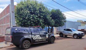Em operação conjunta, Polícia Civil prende em flagrante dono de açougue que vendia carne estragada