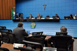 Imagem: Deputados também votaram ofício da 1ª Vara Criminal de Campo Grande