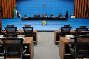 Imagem: Votação pode ser acompanhada ao vivo pelo canais oficiais de comunicação da ALEMS