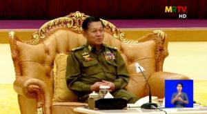 Militares de Myanmar garantem novas eleições