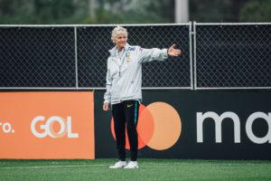 Pia aponta melhorias necessárias à seleção após torneio nos EUA
