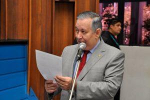 Imagem: Deputado Antônio Vaz é autor da matéria que prevê a telemedicina para gestantes que são acompanhadas pelo SUS