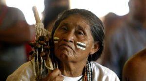 Foto: Mulher indígena (AGRAER-MS)