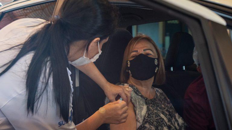 Prefeitura abre vacinação para novos públicos e retoma aplicação da 2ª dose de coronavac neste sábado
