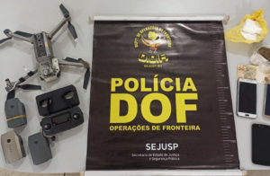 Ocorrências do final de semana: drogas, armas de fogo, munições, veículos furtados e drone foram apreendidos pelo dof no final de semana durante a operação hórus
