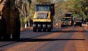 Atenção: Obra de reforma altera trânsito no Parque dos Poderes nesta semana
