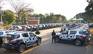 Governo do Estado já investiu R$ 66,3 milhões na aquisição de 905 novas viaturas para a Polícia Militar