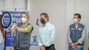 Prefeitura de Campo Grande é finalista em prêmio nacional do Enap com o sistema monitora saúde